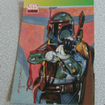 Star Wars Galaxy 1993 Topps #127 Brian Stelfreeze Trading card